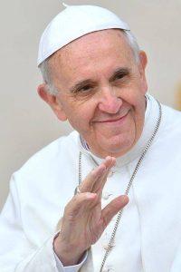 Papa Francesco qui.press