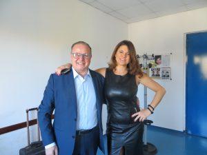 Cristina Mancini Forum Mediaset rete 4 Piero e