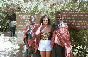 Kenya Tsavo Masai Mara giuseppe mancini 1984