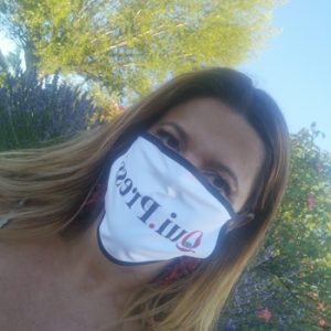 mask, q-mask, mascherina fashion
